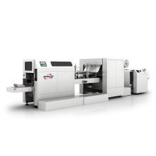 Máquina para fazer sacolas de papel kraft para alimentos