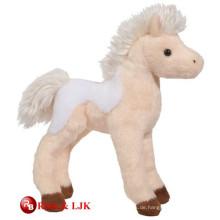 Treffen Sie EN71 und ASTM Standard Plüsch Pferd