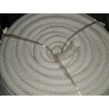 Cordes rondes en fibre de céramique pour matériaux isolants thermiques