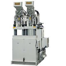 Ht-80 zwei Farben Vollautomatische Spritzgießmaschine mit Manipulator