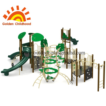 Forest Multiplay Structure para niños