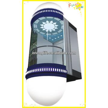 Prix pour ascenseur panoramique fabriqué en Chine