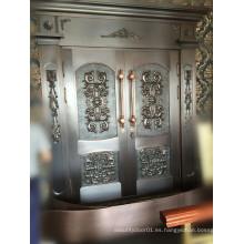 Nuevo Diseño Puerta de cobre de primera calidad
