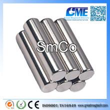 "D1 / 4 ""X1"" Zylinder Samarium Kobalt Magnet"