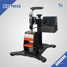 2017 Neue Ankunft 3IN1 XINHONG PT110-2P Screen-Rotary-Feder-Hitze-Presse-Maschine
