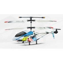 Falke 3CH Mini Hubschrauber-Legierungs-Struktur! RTF