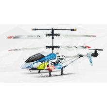 ¡Estructura del mini helicóptero de la aleación del halcón 3CH! RTF