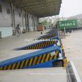 hydraulic stationary portable loading dock ramp