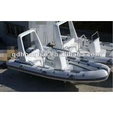 Luxus-Fiberglas-Rumpf RIB Boot HH-RIB680 mit CE-Kennzeichnung