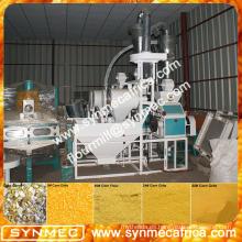 fresadoras de harina de maíz de pequeña escala de alta calidad para la venta