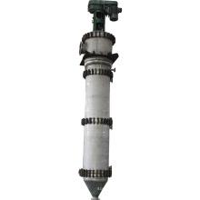 Evaporador raspador centrífugo de película fina série LG