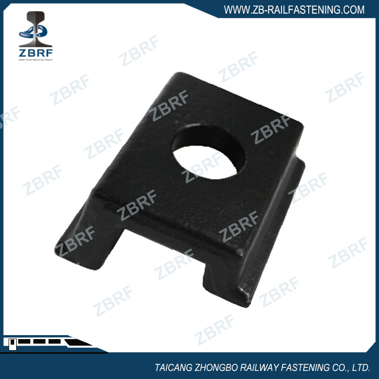 Rail Clamp For Kpo Rail Fastening