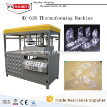 Plastic Vacuum Forming Machinery For Forming Blister