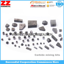 Carbide Buttons for Rock Bits