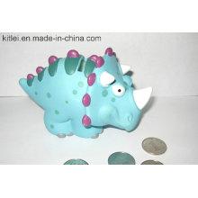 Animal que salta, juguete animal inflable del PVC para los niños, juguete de Skippy