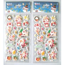 Bj-Crs-001 Christmas Sticker