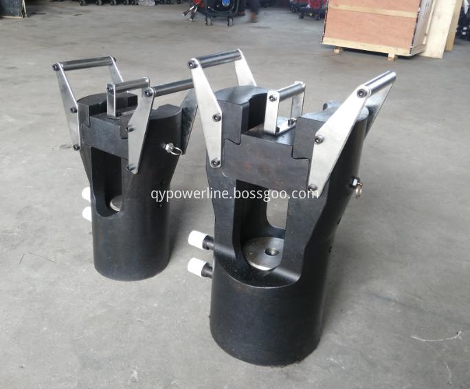 Hydraulic Compression Head