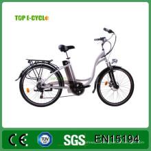 Chine Fabricant 36V 250W Guewer Vélo Électrique Femmes
