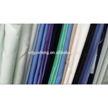 Chine textile fournisseur lourd coton sergé 100% C 21 * 21 60 * 60 57/58 '140gsm teint tissu