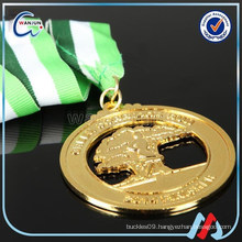 gold mountain shape medal award trophy products company