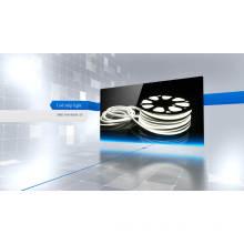 Tira de luz de neón LED flexible impermeable de 12 V