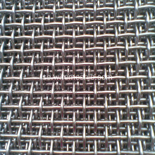 Crimped Wire Mesh With Material Rostfritt Stål