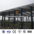УФ покрытием поликарбонат парниковых УФ лечение пластиковой теплице