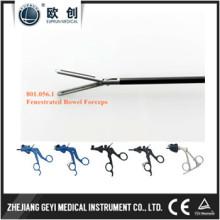 Fábrica Diretamente Instrumentos laparoscópicos Fossa Fenestrated fórceps