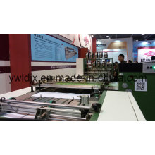 Exercise Book Making Machine Paper Ruling Reel to Sheet Felxo Printing
