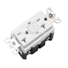 YGB-093WR Household american wall sockets 20A 125V 2LED gfci receptacles