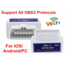 ELM327 OBD2 WiFi ВЯЗ 327 Авто сканер для Android & системы Ios