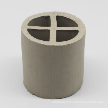 Ceramic Cross-Partition Ring --Tower Packing