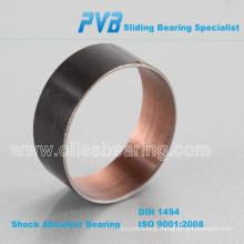 Self lubricating plain bearings with PTFE sliding layer,Steel bush