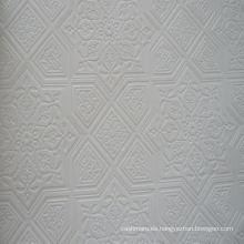 Azulejos de techo de yeso laminado de PVC (Nº 255)