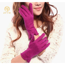 Frühling Großhandel niedlichen Schaf Wolle Handschuhe Fabrik