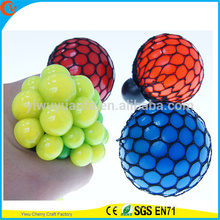 Hot Selling Novelty TPR Squish Mesh Ball
