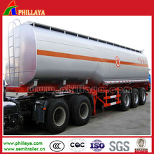 3 Axles Tri-Axle Oil Water Transport Fuel Tanker Semi Trailer Manufacturer