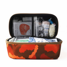 Factory best waterproof EVA first aid bag emergency kit medical supplies outdoor