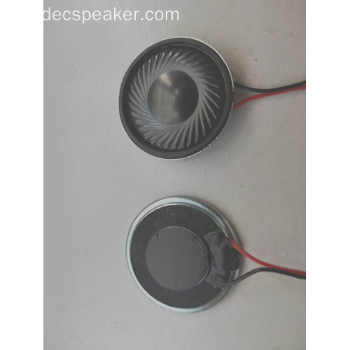 28mm 8ohm 1w intelligenter Voice Controller-Lautsprecher