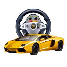 Carro do brinquedo do modelo de Lamborghini Aventador com controle de Romove