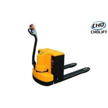2T battery powered Walkie Pallet Truck