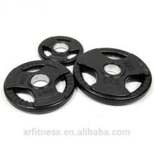 С резиновым покрытием Вес тарелки / фитнес-оборудования