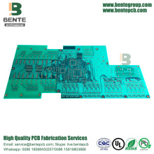 Multilayer PCB ENIG 4 Schichten Leiterplatte FR4 Tg135 PCB