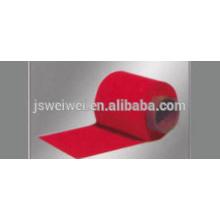 Membrane de renforcement de bord rouge en PTFE