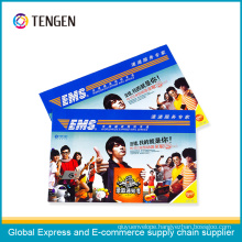Hot Sales Printed Cardboard Envelope for Document Packing