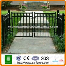 Wrought iron gate single  gate double gate