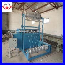 2.5m reverse twisted heavy hexagonal wire mesh machine