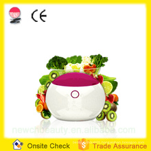 2015 best selling products in alibaba diy fruit collagen mask machine