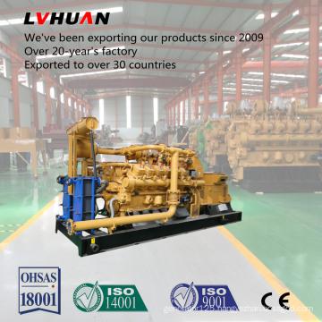 500kw Shale Gas Generator or Natural Gas Generaor Set