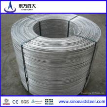 Magnet Bare Flat Aluminium Elektrische Drahtstange
